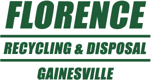 Florence Recycling and Disposal Logo